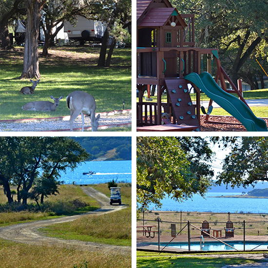Lake Pointe RV Resort Condos
