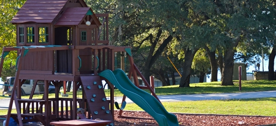 Lake Pointe RV Resort Playground